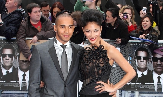 Cupid's Pulse Article: Nicole Scherzinger and Lewis Hamilton Become Celebrity Exes Again