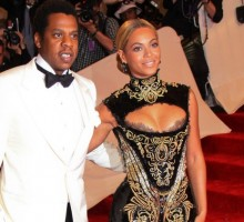 Famous Couple Beyonce and Jay-Z Celebrate Her Belated Birthday on a Yacht in Italy