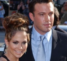 Celebrity Exes Ben Affleck and Jennifer Lopez Reunite at the Oscars