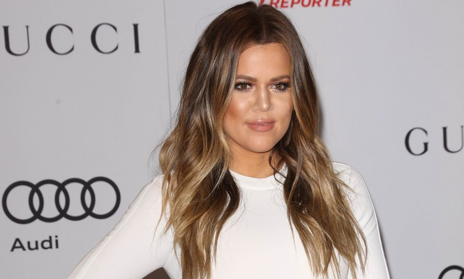 Cupid's Pulse Article: Celebrity News: Khloe Kardashian and James Harden Hit Hollywood Club Together