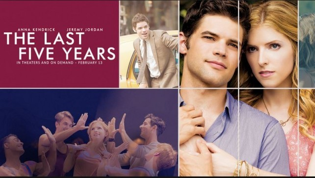 Cupid's Pulse Article: Relationship Movie 'The Last Five Years' Features Anna Kendrick