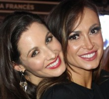 Exclusive Celebrity Interview: Karina Smirnoff and Lindsay Rielly Share Dating Advice In 'We're Just Not That Into You'