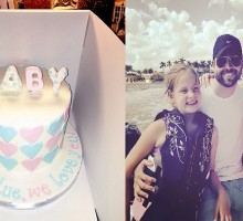 'Bachelorette' Star Emily Maynard Enjoys Her Celebrity Pregnancy While Taking a Boat Ride with Family