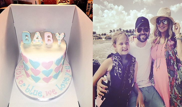Cupid's Pulse Article: 'Bachelorette' Star Emily Maynard Enjoys Her Celebrity Pregnancy While Taking a Boat Ride with Family