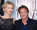 Surprise! Sean Penn Watches 'The Bachelor' with Celebrity Love Charlize Theron and Is Team Kaitlyn