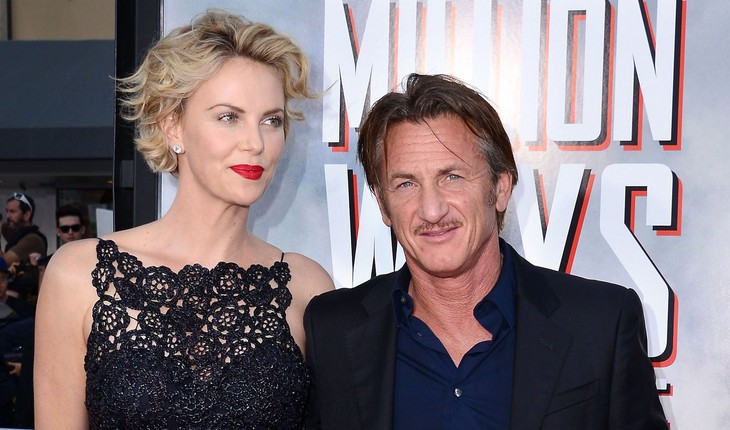 Cupid's Pulse Article: Surprise! Sean Penn Watches 'The Bachelor' with Celebrity Love Charlize Theron and Is Team Kaitlyn
