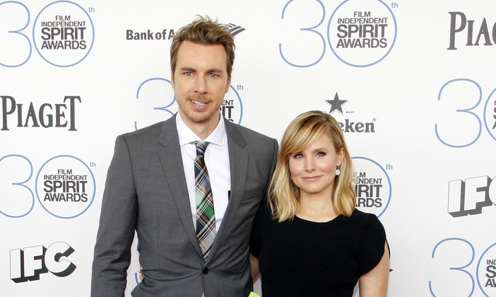 Cupid's Pulse Article: Famous Couple Kristen Bell and Dax Shepard Plan Date Nights Mathematically