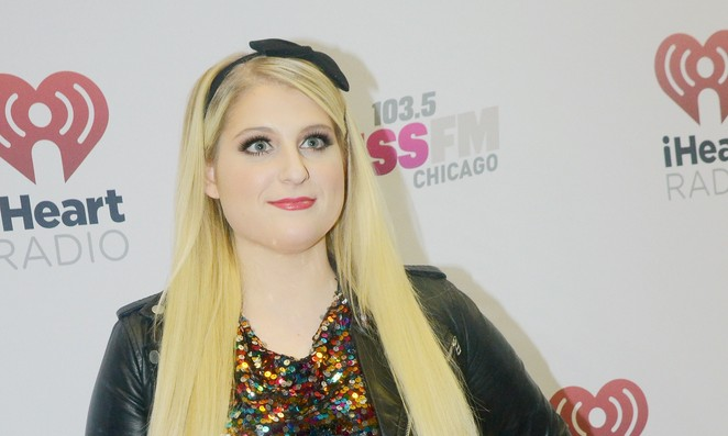 Cupid's Pulse Article: Single Celebrity Meghan Trainor Auditions Husbands in New Music Video