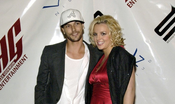 Cupid's Pulse Article: Kevin Federline Reminisces About Celebrity Ex Britney Spears