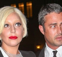 Celebrity News: Taylor Kinney Says Lady Gaga Slapped Him After Their First Kiss