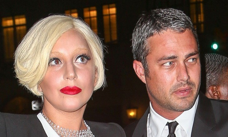 Cupid's Pulse Article: Celebrity News: Taylor Kinney Says Lady Gaga Slapped Him After Their First Kiss