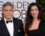George Clooney Brings Celebrity Wife Amal Alamuddin to Hometown Bakery