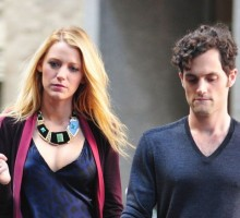 Penn Badgley Says Celebrity Ex Blake Lively Was Best and Worst On-Screen Kiss