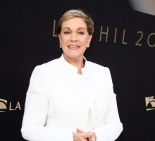 Julie Andrews' Relationship Advice: How to Survive the Death of a Loved One