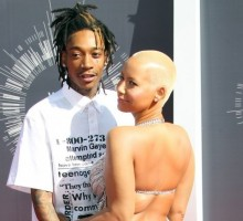 Is Wiz Khalifa Bashing Celebrity Ex Amber Rose in New Song?