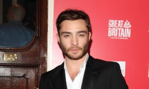 Ed Westwick is one of our hottest bachelors of 2015. Photo: Landmark / PR Photos