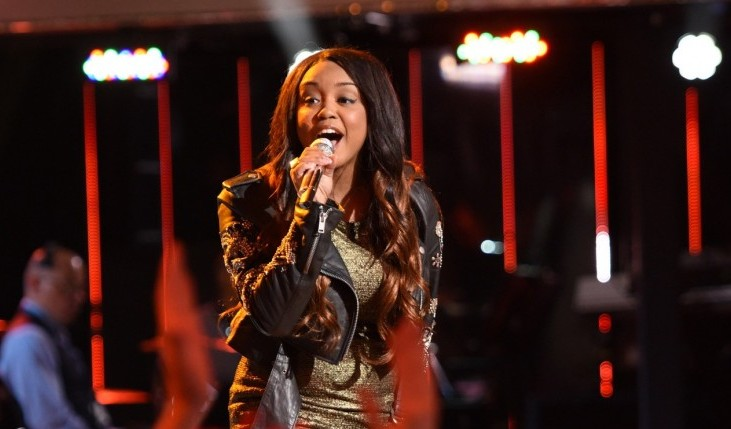 "Cupid's Pulse Article: 'American Idol' Contestant Sarina-Joi Crowe on Being Eliminated: ""It Motivates Me Even More"""