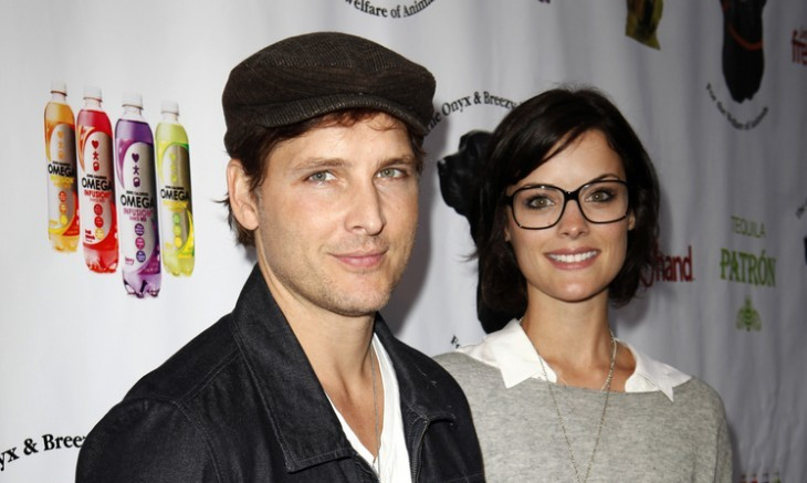 Cupid's Pulse Article: It's Official! 'Twilight' Star Peter Facinelli Celebrates Celebrity Engagement with Jaimie Alexander
