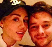 Miley Cyrus' Celebrity Love Patrick Schwarzenegger Gets Crazy with Mystery Girl in Cabo