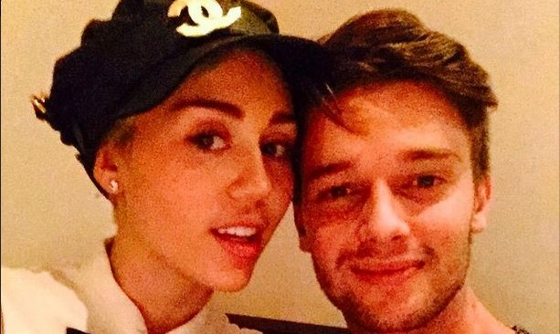 Cupid's Pulse Article: Miley Cyrus' Celebrity Love Patrick Schwarzenegger Gets Crazy with Mystery Girl in Cabo
