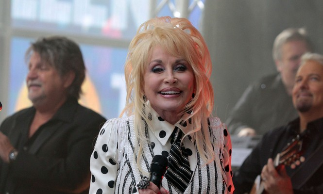 Cupid's Pulse Article: Dolly Parton Shares Love Advice for a Happy Marriage