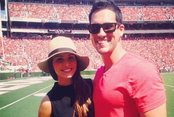 Cupid's Pulse Article: Celebrity Exes Andi Dorfman and Josh Murray Flaunt their Search for Love Online