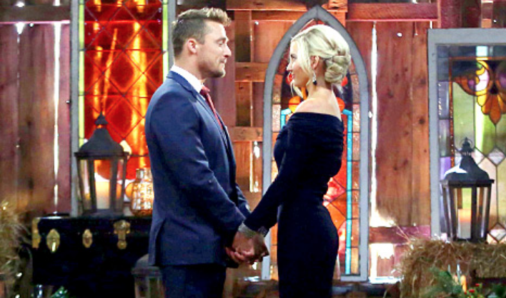 Cupid's Pulse Article: Celebrity Engagement: Chris Soules Proposes to Whitney Bischoff on 'The Bachelor' Season 19 Finale