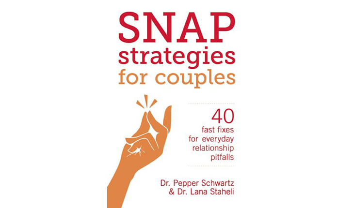 Cupid's Pulse Article: 'Snap Strategies for Couples' Offers Efficient Relationship Advice for Busy Pairs