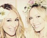 Hilary Duff Throws a Celebrity Baby Shower for Sister Haylie Duff