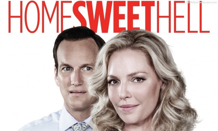 Cupid's Pulse Article: Relationship Movie 'Home Sweet Hell' Features Katherine Heigl as a Killer Wife