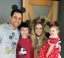 'The Bachelor' Alums Jason and Molly Mesnick Throw Minnie Mouse Party for Daughter