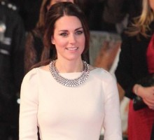 Celebrity Baby News: Kate Middleton Admitted to Hospital in Early Stages of Labor