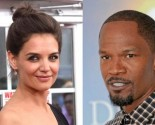 Celebrity Couple News: Jamie Foxx Celebrates 50th Birthday with Katie Holmes