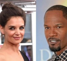 Celebrity Couple News: Katie Holmes Kisses Jamie Foxx on Yacht in Miami