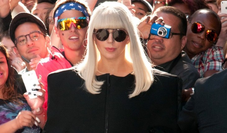 Cupid's Pulse Article: Celebrity News: Put Yourself First Like Lady Gaga