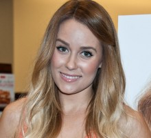 Lauren Conrad Talks Celebrity Babies with Husband William Tell