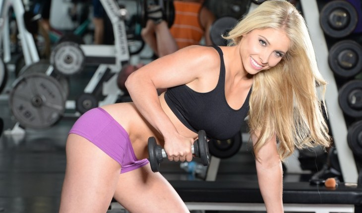 Cupid's Pulse Article: Fitness Trend: 5 Reasons Women Should Lift Weights