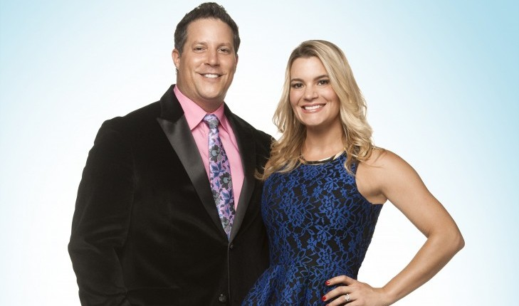 Cupid's Pulse Article: Kirk and Laura Knight Prepare For Tonight's Premiere of Bravo's Reality TV Show 'Newlyweds'