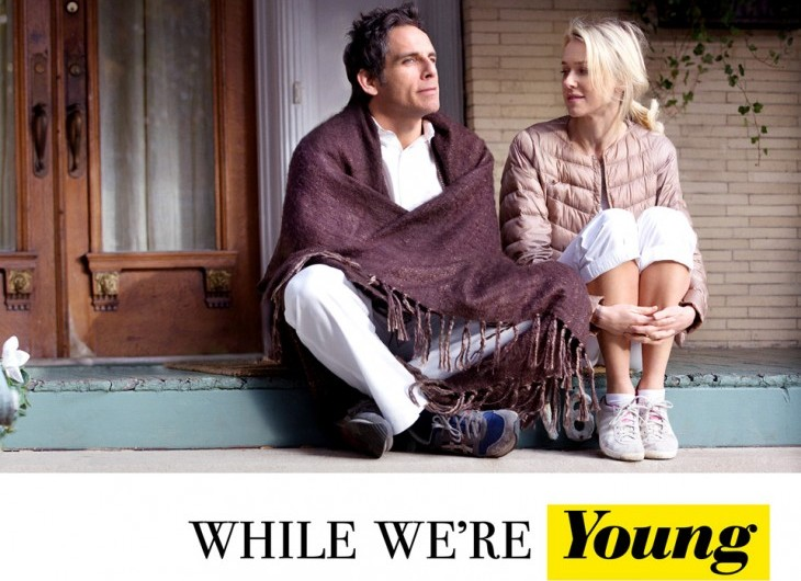Cupid's Pulse Article: Relationship Movie 'While We're Young' Features Ben Stiller Reliving His Youth