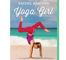 "Rachel Brathen Shares Love Advice in New Book 'Yoga Girl': ""Each Moment is New and So Full of Potential!"""
