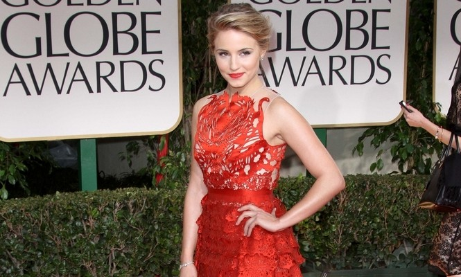 Cupid's Pulse Article: New Celebrity Couple Alert? Find Out About Dianna Agron and Nicholas Hoult's Casual Relationship