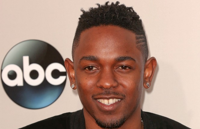 Cupid's Pulse Article: Kendrick Lamar Celebrates Celebrity Engagement to High School Sweetheart