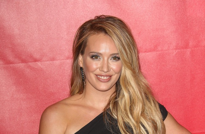 Cupid's Pulse Article: Hilary Duff Says She Loves Her Post-Celebrity Baby Body