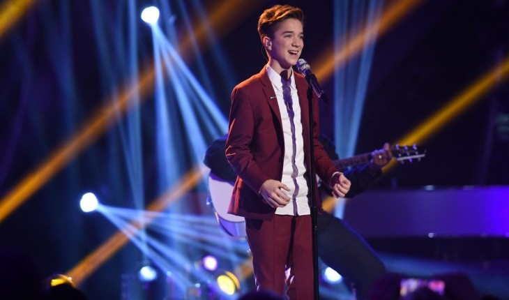 "Cupid's Pulse Article: 'American Idol' Eliminated Contestant Daniel Seavey Wants to Prove That He's ""Not Just a Cute Kid"""