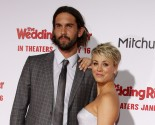 Celebrity Divorce: Kaley Cuoco Tears Up Talking About 'Difficult Year'