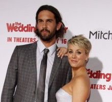 Kaley Cuoco and Ryan Sweeting File for Celebrity Divorce