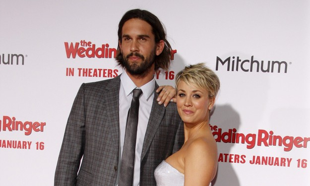 Cupid's Pulse Article: Celebrity Divorce: Kaley Cuoco Tears Up Talking About 'Difficult Year'