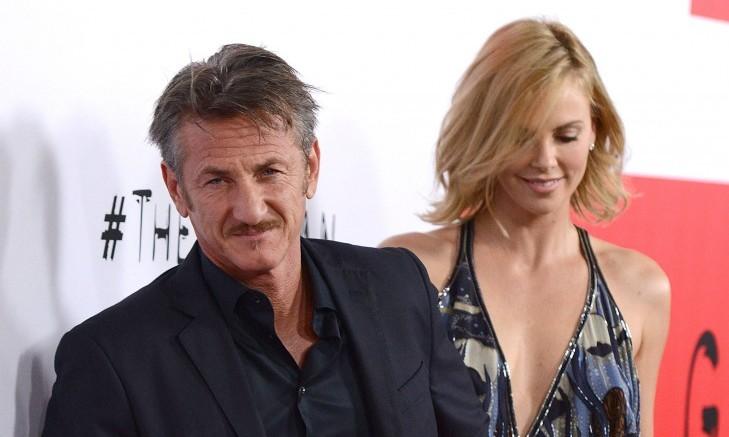 Cupid's Pulse Article: Sean Penn and Charlize Theron Enjoy Celebrity Getaway to Malibu Beach
