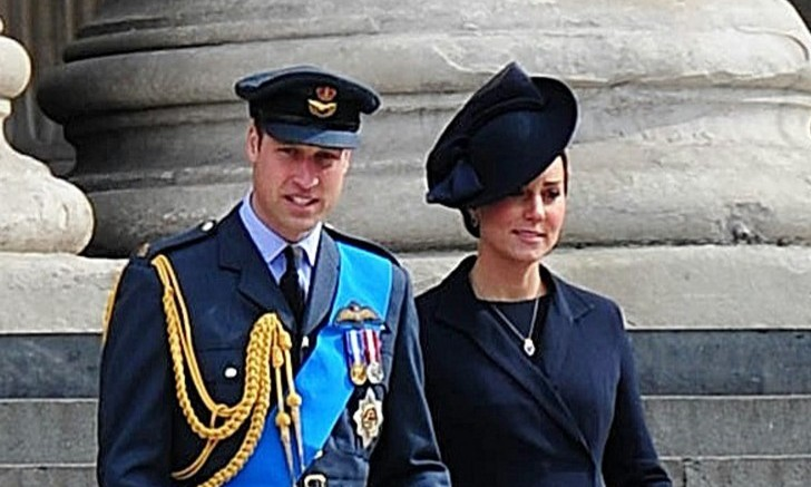Cupid's Pulse Article: Kate Middleton Awaits Royal Celebrity Baby Four Days After Due Date