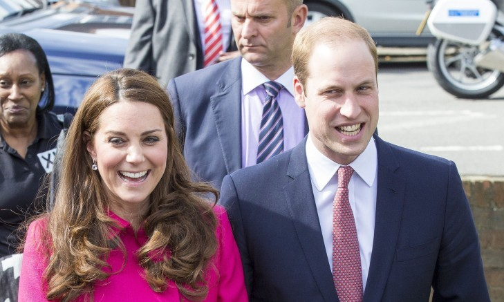 Cupid's Pulse Article: Prince William Starts Paternity Leave Early in Preparation for Royal Celebrity Baby